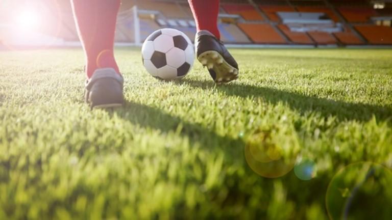 Kick off of the NSSC Summer Soccer League